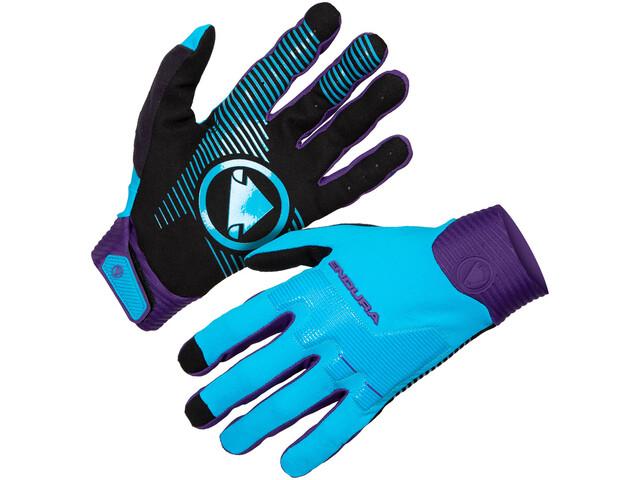 Endura MT500 D3O Gloves Men electric blue